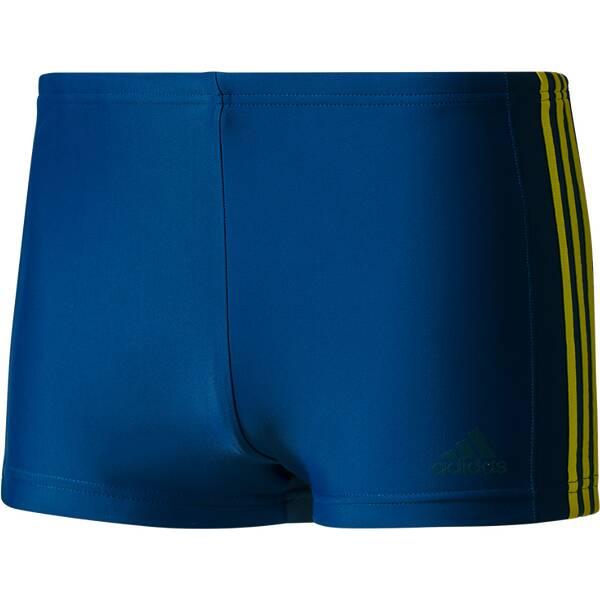 ADIDAS Herren Boxer-Badehose INF EC3S BX blau/gelb