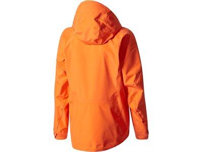 ADIDAS Herren Jacke TX TECHROCK GTX Orange