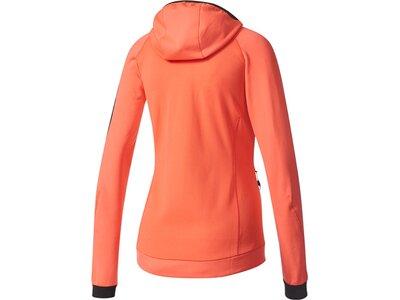 ADIDAS Damen Kapuzensweat TX W STOCKH HOJ Orange