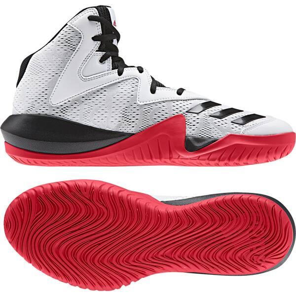adidas Herren Crazy Team 2017 Basketballschuhe