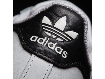 ADIDAS Superstar Schuh Grau