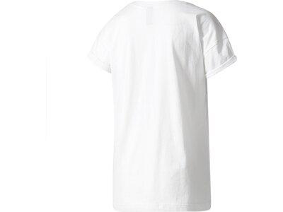 ADIDAS Damen Shirt CATEGORY ATH W Weiß