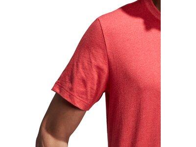 ADIDAS Herren Shirt ESS CHESTLOGO T Rot