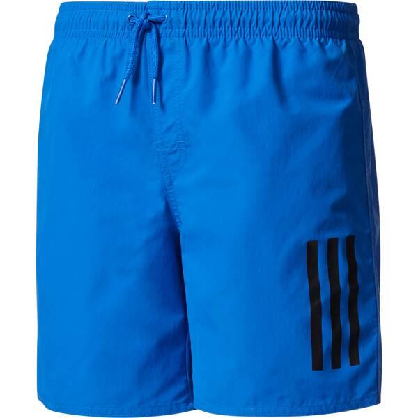 ADIDAS Kinder Badeshorts 3S blau