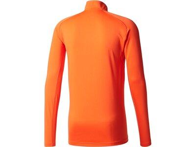 ADIDAS Herren Shirt TraceRo 1/2 LS Orange