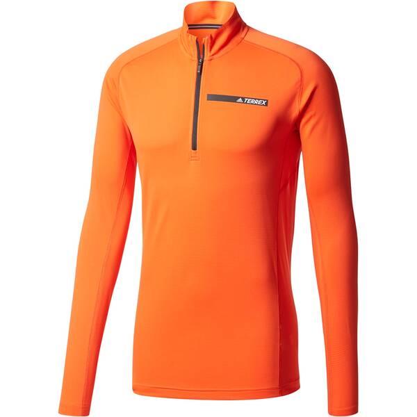 ADIDAS Herren Shirt TraceRo 1/2 LS