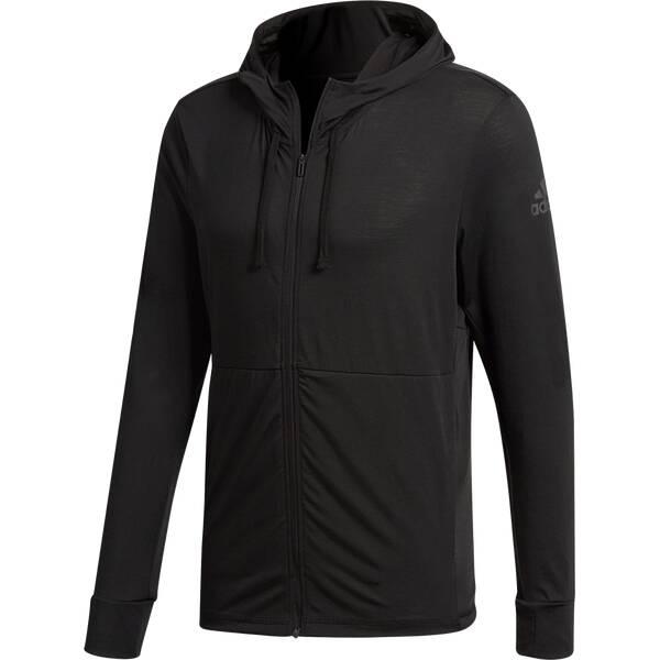 ADIDAS Herren Trainingsjacke WORKOUT HOOD LIGHT   Sportbekleidung > Sportjacken > Trainingsjacken   Jersey   ADIDAS