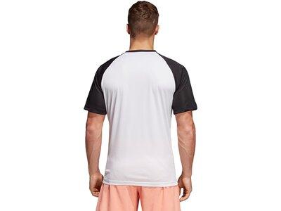 ADIDAS Herren Shirt CLUB Weiß