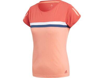 ADIDAS Damen Shirt CLUB TEE Braun