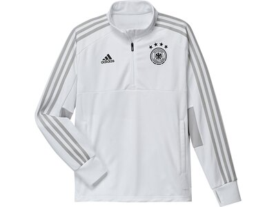 ADIDAS Kinder Sweatshirt DFB TRAINING Weiß