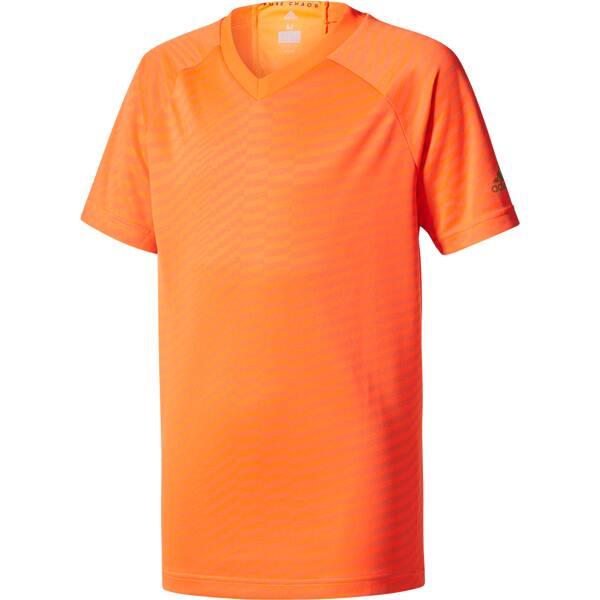 ADIDAS Kinder T-Shirt X JERSEY orange Orange