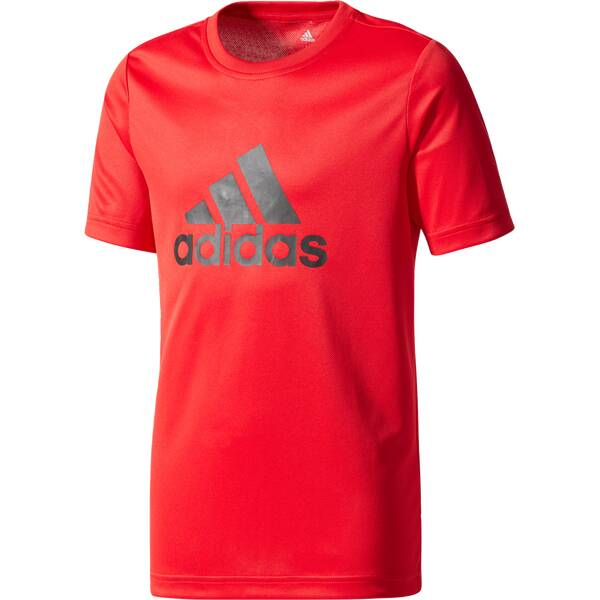ADIDAS Kinder T-Shirt Gear Up red Rot