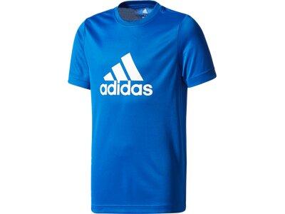 ADIDAS Kinder T-Shirt Gear Up Blau