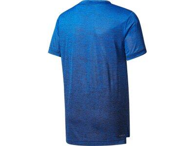 ADIDAS Kinder T-Shirt Gradient Blau