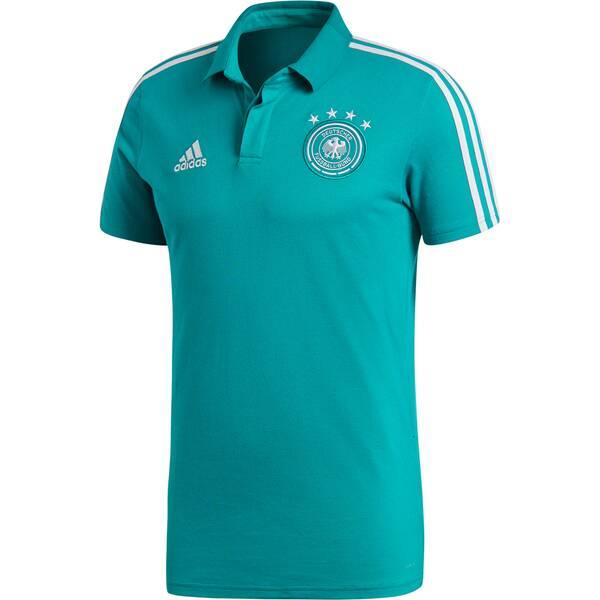 ADIDAS Herren DFB Cotton Poloshirt