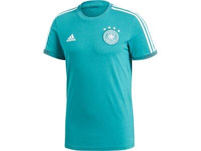 ADIDAS Herren T-Shirt Germany Blau