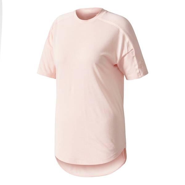 ADIDAS Damen Shirt ZNE TEE 2 WOOL