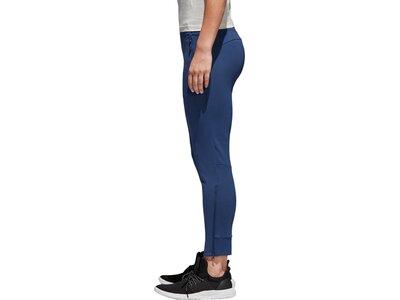 ADIDAS Damen Sporthose W Id Glory Pt Blau