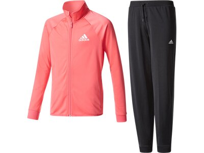 ADIDAS Kinder Sportanzug YG S ENTRY TS Pink