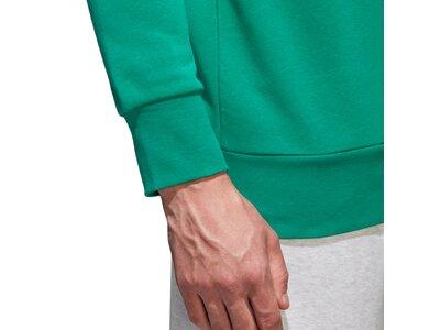 ADIDAS Herren Sweatshirt ESS BIGLOG CREW Grün