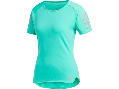 ADIDAS Damen Response T-Shirt Grün