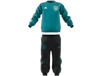 ADIDAS Kinder DFB 3-Streifen Mini-Ausrüstung Blau