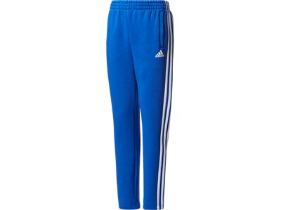 ADIDAS Kinder Sporthose YB 3S BR PANT Blau
