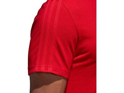ADIDAS Herren Condivo 18 Cotton Poloshirt Rot