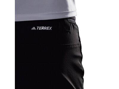 adidas Herren TERREX Multi Hose Schwarz