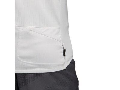ADIDAS Herren Shirt Trail Cross Tee Weiß