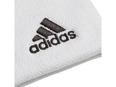 ADIDAS Tennis Schweißband S Weiß