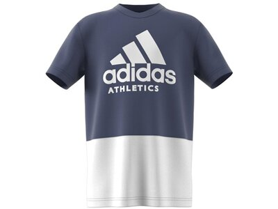 ADIDAS Kinder Shirt YB SID TEE Blau