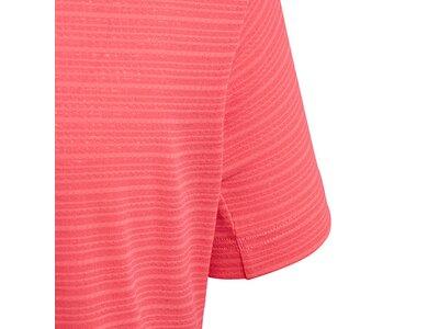 ADIDAS Kinder T-Shirt Training Climachill Pink