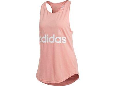 ADIDAS Damen Tanktop ESS LIN LO Pink