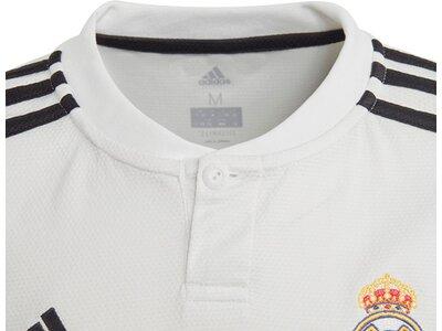 ADIDAS Kinder Real Madrid Heimtrikot Grau