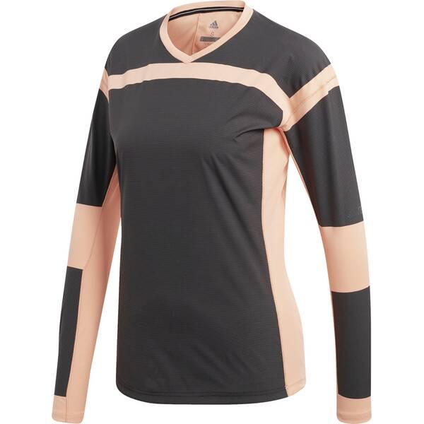 ADIDAS Damen Shirt Agrav Hybrid