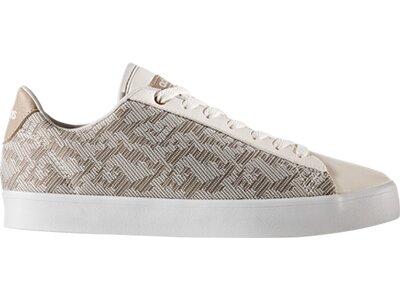 ADIDAS Damen Sneaker Cloudfoam DAILY QT CL Silber