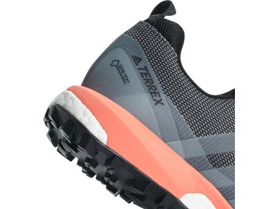 ADIDAS Damen Trailrunningschuhe TERREX AGRAVIC GTX Grau