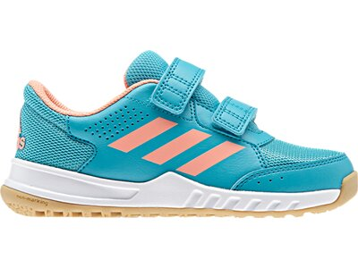 ADIDAS Kinder Hallenschuhe Interplay 2 CF K Blau