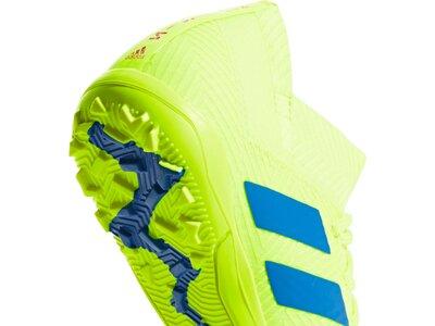 ADIDAS Kinder Fußballschuhe Nemeziz Tango 18.3 TF Blau