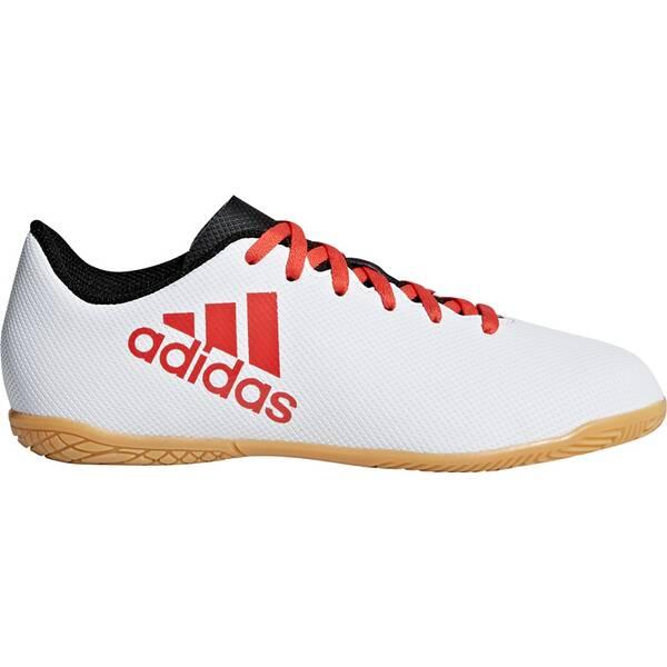 ADIDAS Kinder Fussball-Hallenschuhe X TANGO 17.4 IN