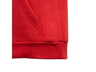 adidas Kinder Core 18 Hoodie Rot