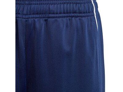 adidas Kinder Core 18 Hose Blau