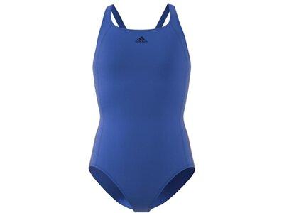 ADIDAS Kinder Badeanzug INF EC3S 1PC Y Blau