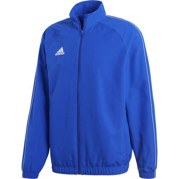 ADIDAS Herren Trainingsjacke Core 18 Blau
