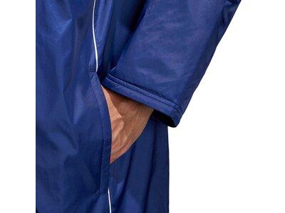 adidas Herren Core 18 Stadium Jacke Blau