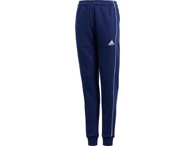 ADIDAS Kinder Core 18 Jogginghose Blau