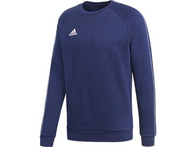 ADIDAS Herren Core 18 Sweatshirt Blau