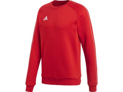 ADIDAS Herren Core 18 Sweatshirt Rot