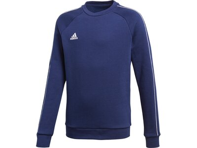 ADIDAS Kinder Core 18 Sweatshirt Blau